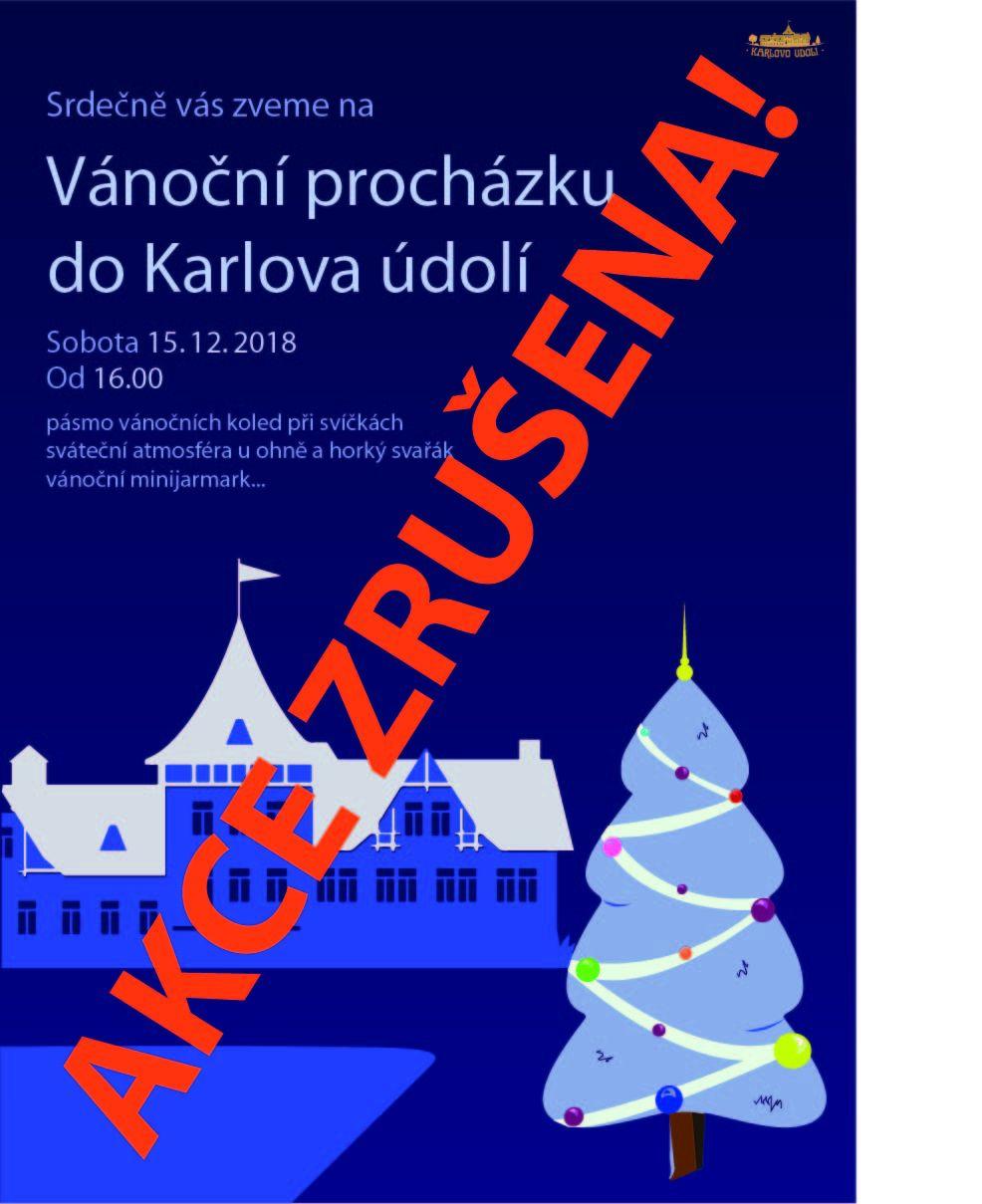 Vánoce v Karlově údolí